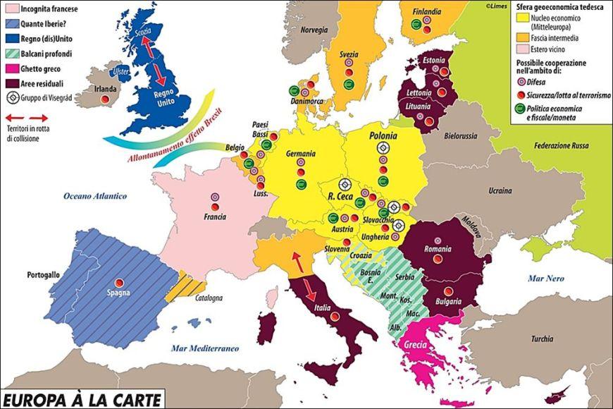 Germania e USA: il nuovo duopolio geopolitico dei prossimi anni?